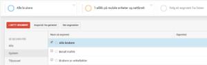 Google Analytics Segmenter