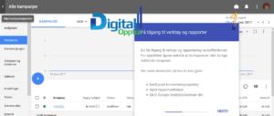 Nye Google AdWords - Verktøy og Rapporter
