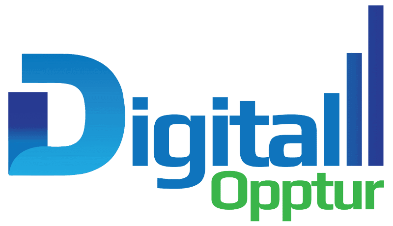 digital opptur logo