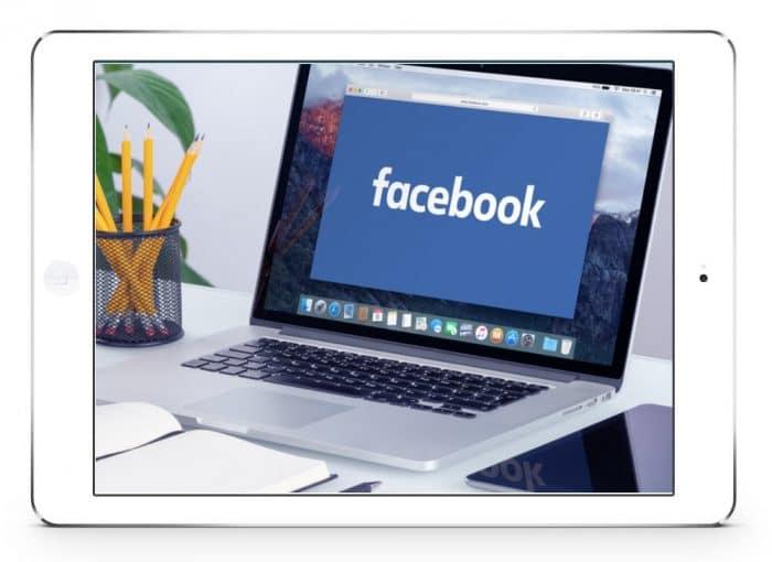 tab facebook