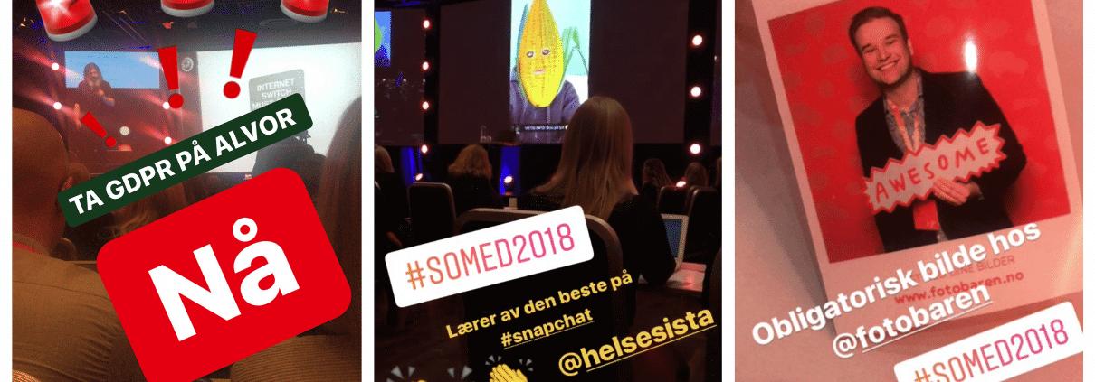 Social Media Days 2018 oppsummering