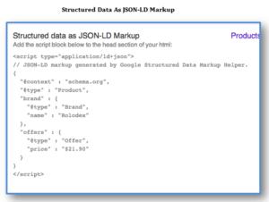Strukturert data