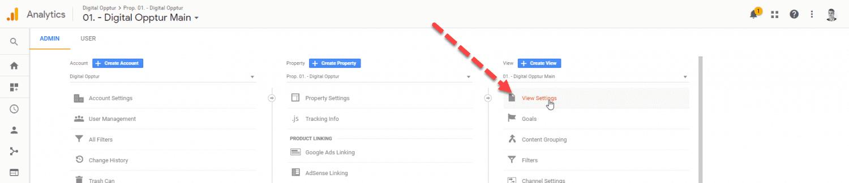 Hvordan sette opp internsøksporing i Google Analytics
