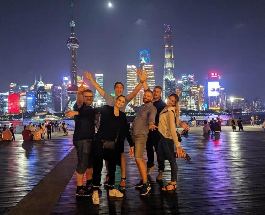 Digital Opptur i Shanghai 2019