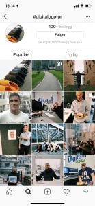 Digital Opptur på Instagram