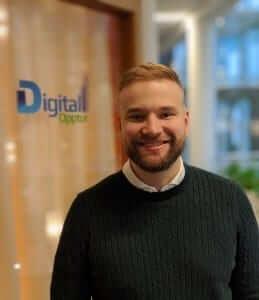 Arne Holsen Digital Opptur 2019