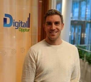 Erik Storm Digital Opptur 2019