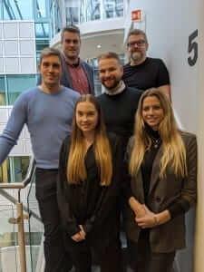 Digital Opptur ansatte 2019 trapp