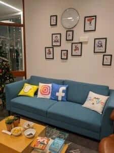 Digital Opptur bilder på veggen