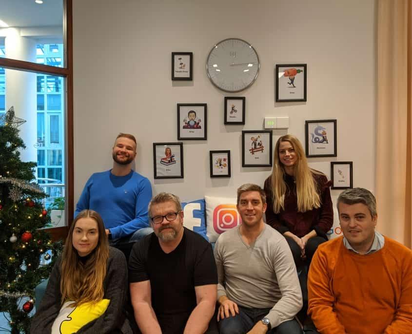 Digital Opptur kontor ansatte 2019