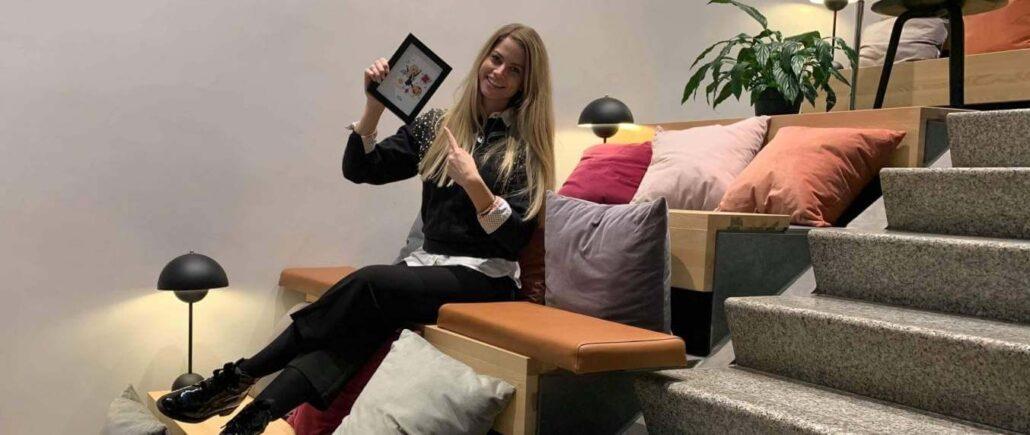 Ida Pettesen starter i Digital Opptur