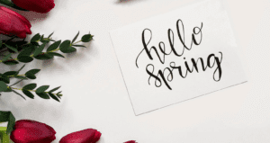 Kort hello spring
