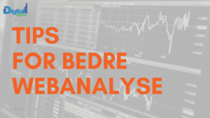 tips for bedre webanalyse