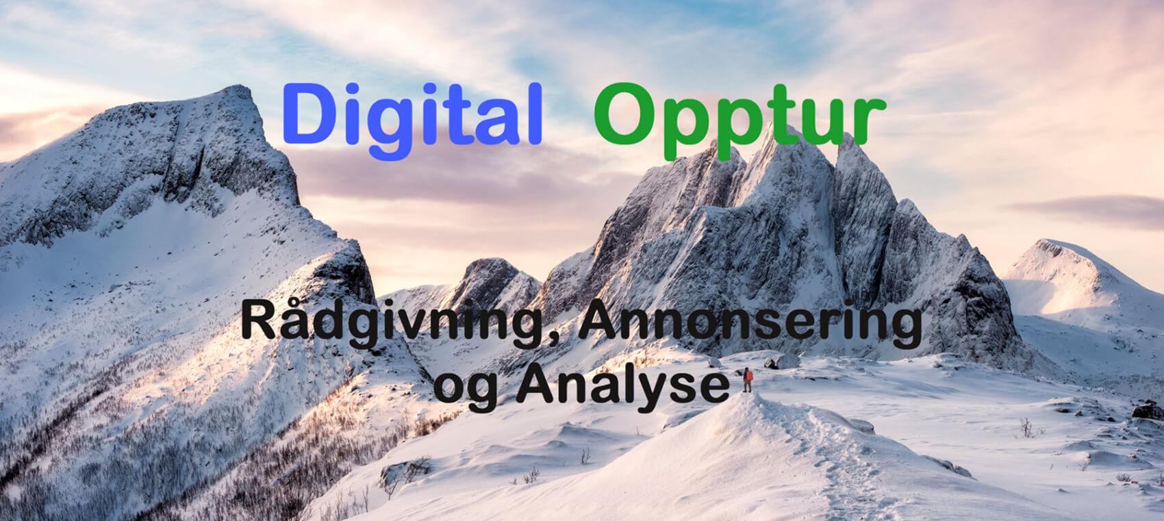 Digital Opptur forsidebildet 2020-21