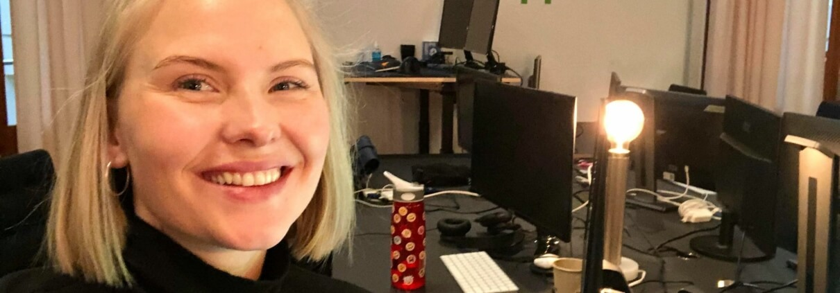 Mari Anvik Berg, rådgiver hos Digital Opptur