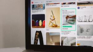 Pinterest annonsering toppbilde